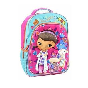Disney Doc McStuffins 3D Pop Up Design Backpack